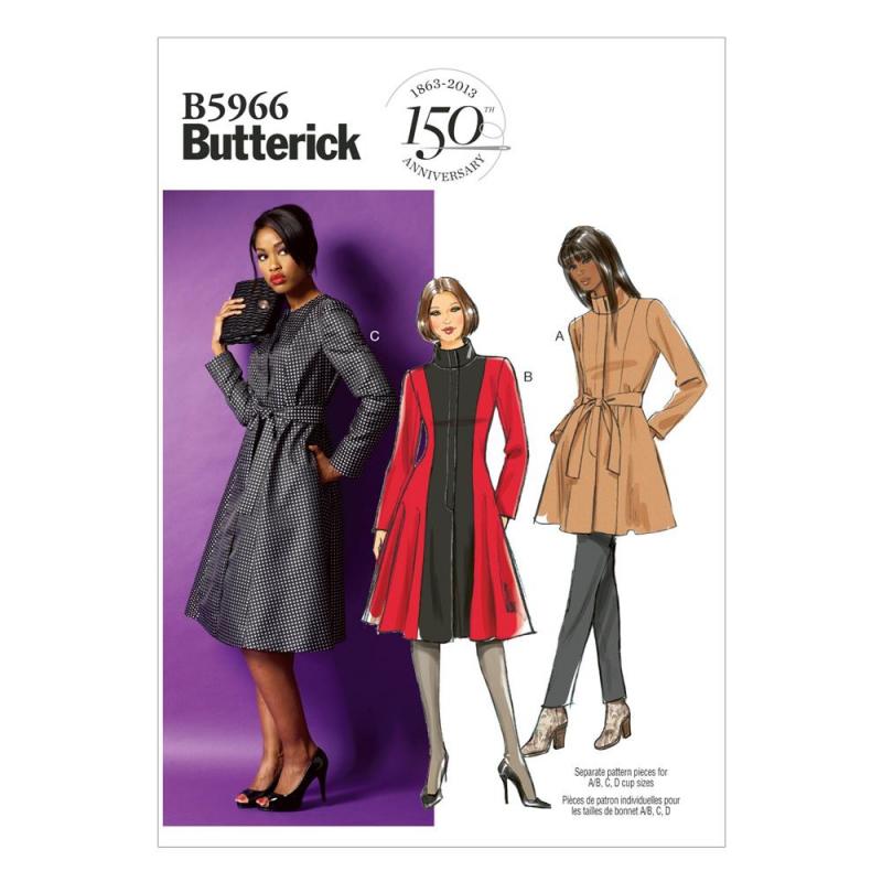 Wykrój Butterick B5431