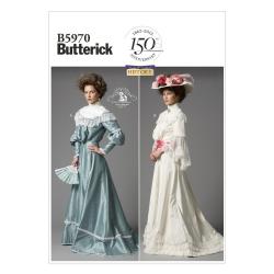 Wykrój Butterick B5970