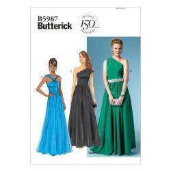 Wykrój Butterick B5987