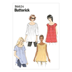 Wykrój Butterick B6024