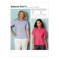 Wykrój Butterick B6070