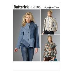 Wykrój Butterick B6106