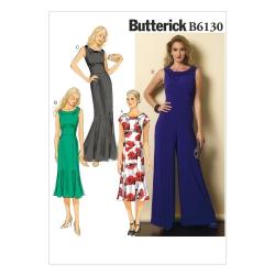 Wykrój Butterick B6130