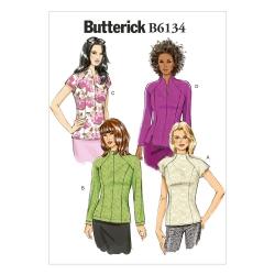 Wykrój Butterick B6134