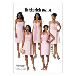 Wykrój Butterick B6131
