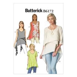 Wykrój Butterick B6172