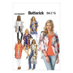 Wykrój Butterick B6176