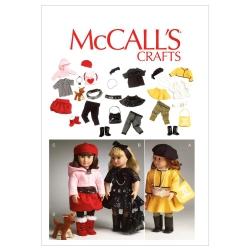 Wykrój McCall's M6669