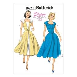 Wykrój Butterick B6211