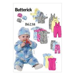Wykrój Butterick B6238