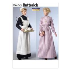 Wykrój Butterick B6229