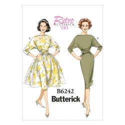 Wykrój Butterick B6242