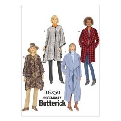 Wykrój Butterick B6250