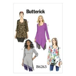 Wykrój Butterick B6263