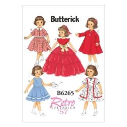 Wykrój Butterick B6265