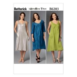 Wykrój Butterick B6283