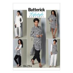 Wykrój Butterick B6294