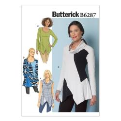 Wykrój Butterick B6287