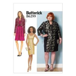 Wykrój Butterick B6299