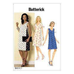 Wykrój Butterick B6317