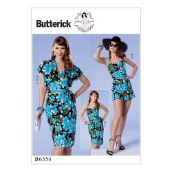 Wykrój Butterick B6354