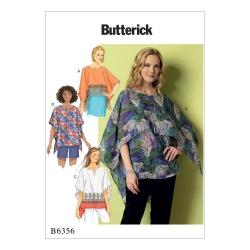 Wykrój Butterick B6356