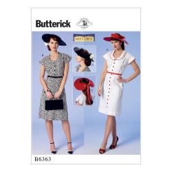 Wykrój Butterick B6363