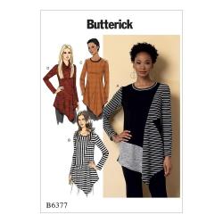 Wykrój Butterick B6377