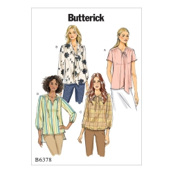 Wykrój Butterick B6378