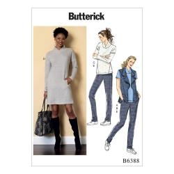 Wykrój Butterick B6388