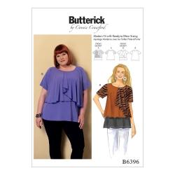 Wykrój Butterick B6396