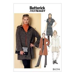 Wykrój Butterick B6394