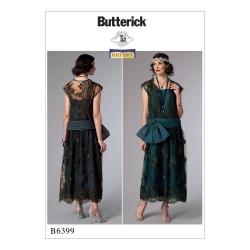 Wykrój Butterick B6399
