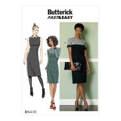 Wykrój Butterick B6410