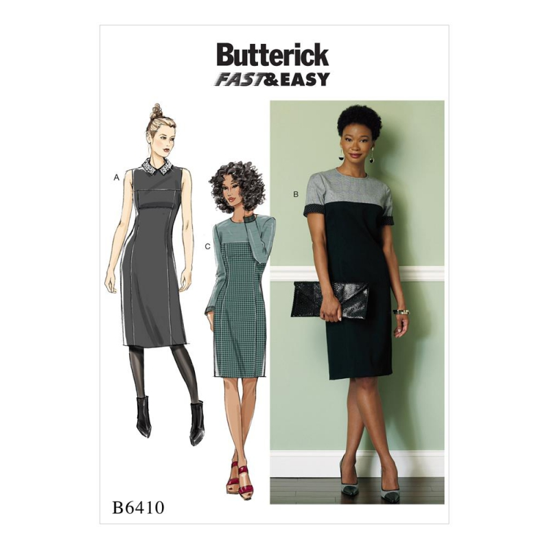 Wykrój Butterick B6224
