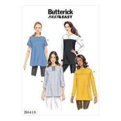 Wykrój Butterick B6416