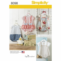 Wykrój Simplicity 8098