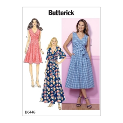 Wykrój Butterick B6446