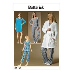 Wykrój Butterick B6428