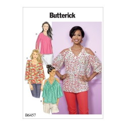 Wykrój Butterick B6457