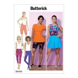 Wykrój Butterick B6460