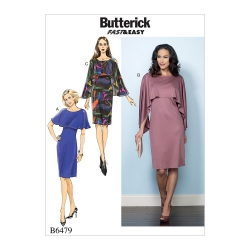 Wykrój Butterick B6479