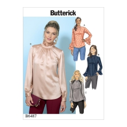 Wykrój Butterick B6487