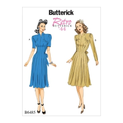 Wykrój Butterick B6485