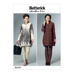 Wykrój Butterick B6491