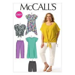 Wykrój McCall's M6971