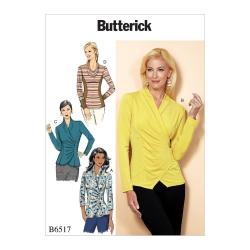 Wykrój Butterick B6517