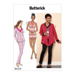 Wykrój Butterick B6528
