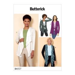 Wykrój Butterick B6527