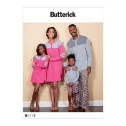 Wykrój Butterick B6531